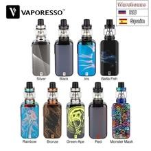 220 Вт Vaporesso люкс S с SKRR-S баком Vape комплект с 8 мл атомайзером VS Vaporesso люкс вейп-комплект электронной сигареты