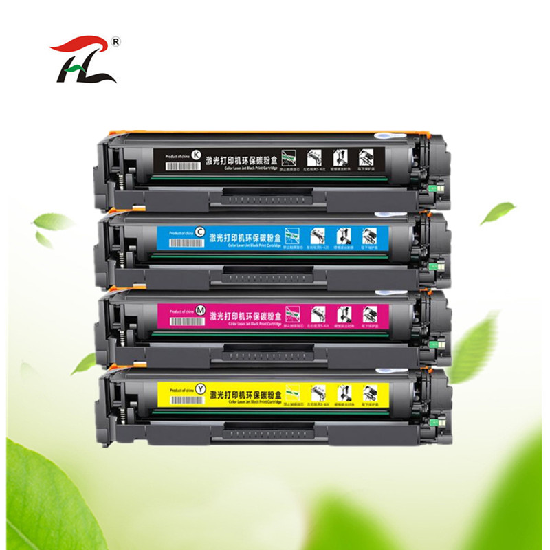 Compatible for hp 203A CF540A 540a toner cartridge LaserJe Pro M254nw M254dw MFP M281fdw M281fdn M280nw printer