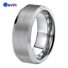 Кольцо из карбида вольфрама обручальное кольцо для мужчин и