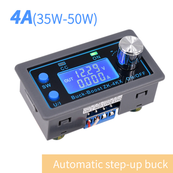 DC-DC Step-down/Up Buck Boost Power Supply Module Constant Pressure LCD Digital Display Adjustable Board Charging batteries - sale item Electrical Equipment & Supplies
