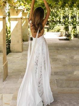 Robe Mariée Bohème Chic Lily