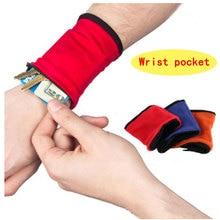 Wrist Wallets Sports Outdoor Multi-function Wrist Bag Change