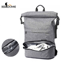 Backpack Fitness-Bag Waterproof Rucksack Laptop Gym-Bag Storage-Dry Travel Sports Wet