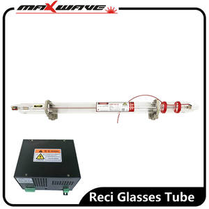 Laser-Tube RECI Glasses W6 1650mm Dia.80mm DY20 CO2 130w-Length