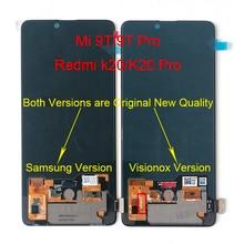 "Original M&Sen 6.39"" For Xiaomi Mi 9T AMOLED LCD Screen Display+Touch Panel Digitizer For Redmi K20 K20 Pro LCD Display"