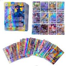 Pokemon fransız kart Lot sahip 200GX 100 etiketi takımı