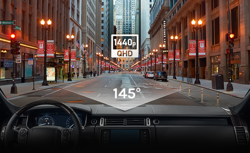 70mai A400, the Xiaomi partner video camera capable of recording everything that happens in your vehicle