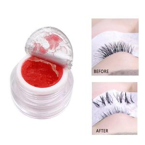 5g Fast Cleaning Fruit Flavour False Eyelash Glue Eyelash Extension Glue Remover Grafting Adhesive Gel Removing Cream TSLM1