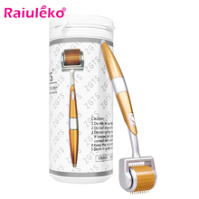Roller-System Derma-Roller Micro-Needle Facial-Care Hair-Growth Titanium Zgts 192