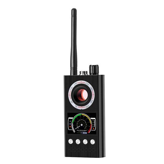 Anti Spy Wireless RF Signal Detector Bug GSM GPS Tracker Hidden Camera Eavesdropping Device Military Professional Version K68 2