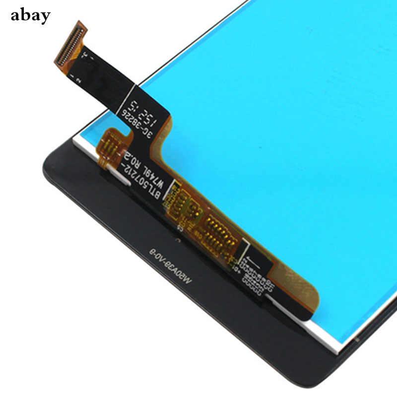 """5.0 """"LCD pour Huawei P8 Lite affichage écran tactile numériseur cadre de remplacement pour HUAWEI P8 Lite affichage ALE-L21 P8LITE réparation"""