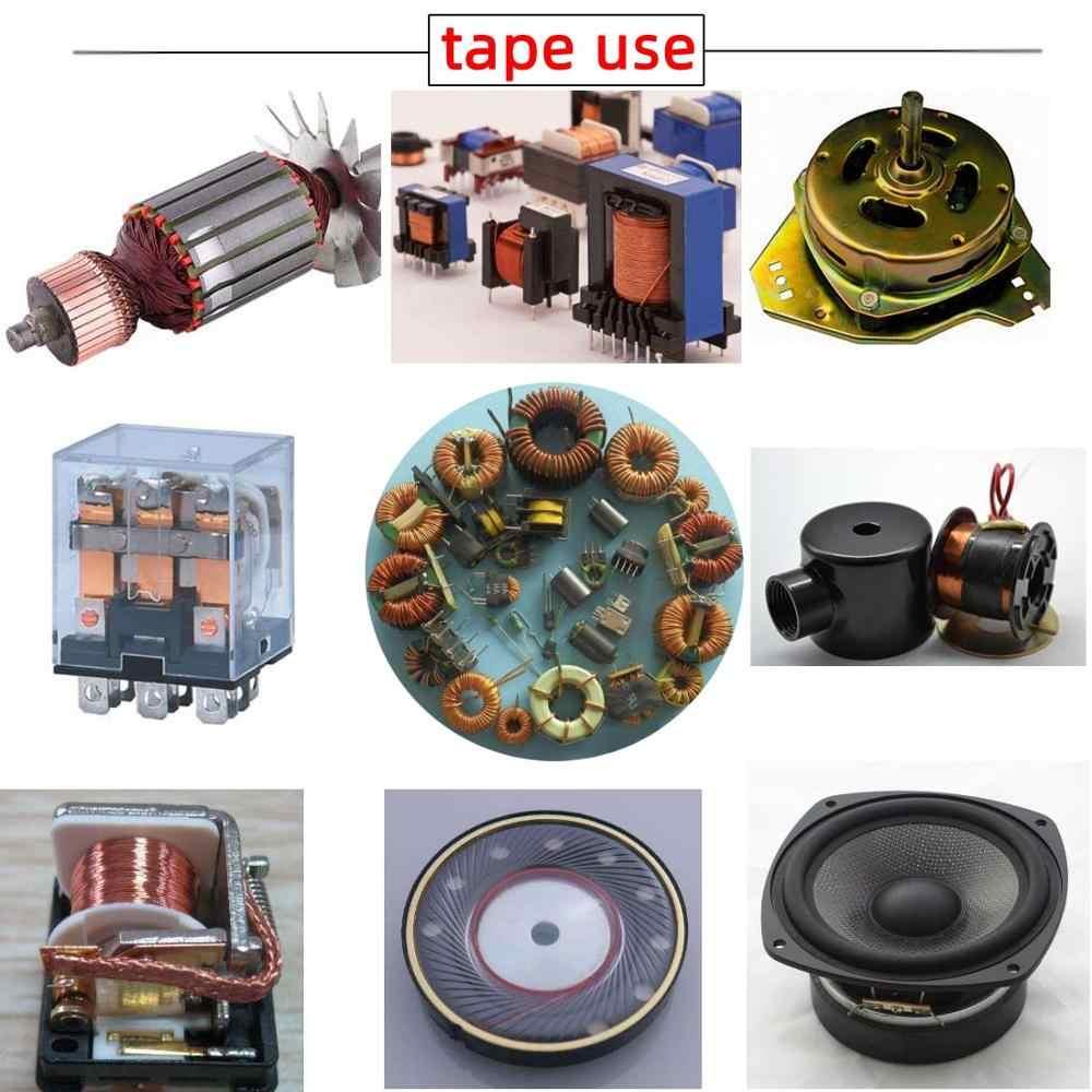 0.05-1.3mm polyurethaan Geëmailleerd Koper Magneet Draad Magnetische Spoel wikkeldraad Voor Maken Elektromagneet Motor Koperdraad