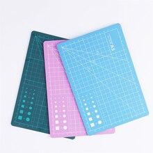 3mm Thickness A5 PVC Cutting Mat Pad Patchwork Cut Pad Durable Patchwork Tools DIY Handmade Cut Maker Toolscricut Accessories