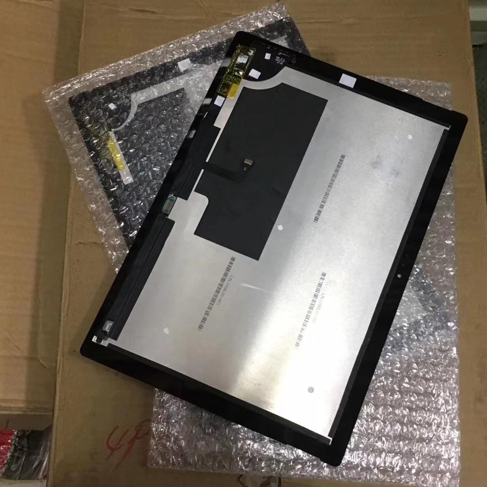 100% Test LCD dla microsoft surface Pro 3 wyświetlacz LCD ekran dotykowy Digitizer dla surface Pro 3 (1631) TOM12H20 V1.1 LTL120