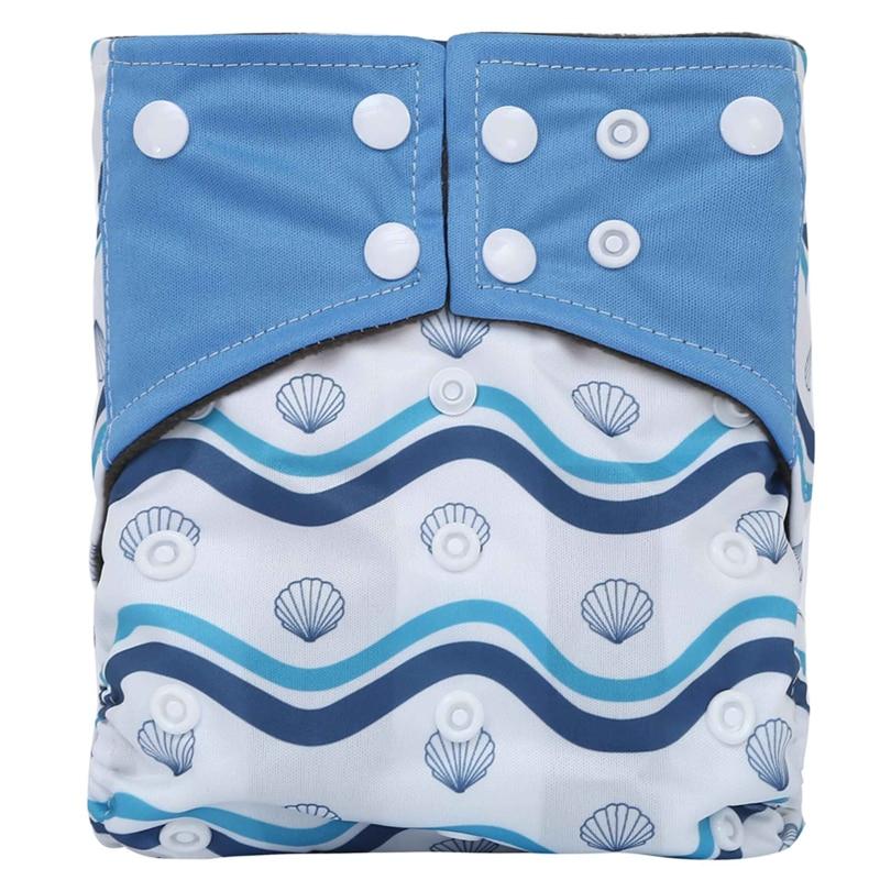 [Simfamily] 1 шт., ткань, подгузник, водонепроницаемый, один размер, карманный подгузник, оптовая продажа