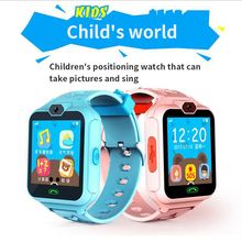 Children's Smart Watch Kids Phone Watch Smartwatch For Boys Girls Photo Gift Locator Tracker Anti Lost Monitor For IOS Android a psalm for lost girls