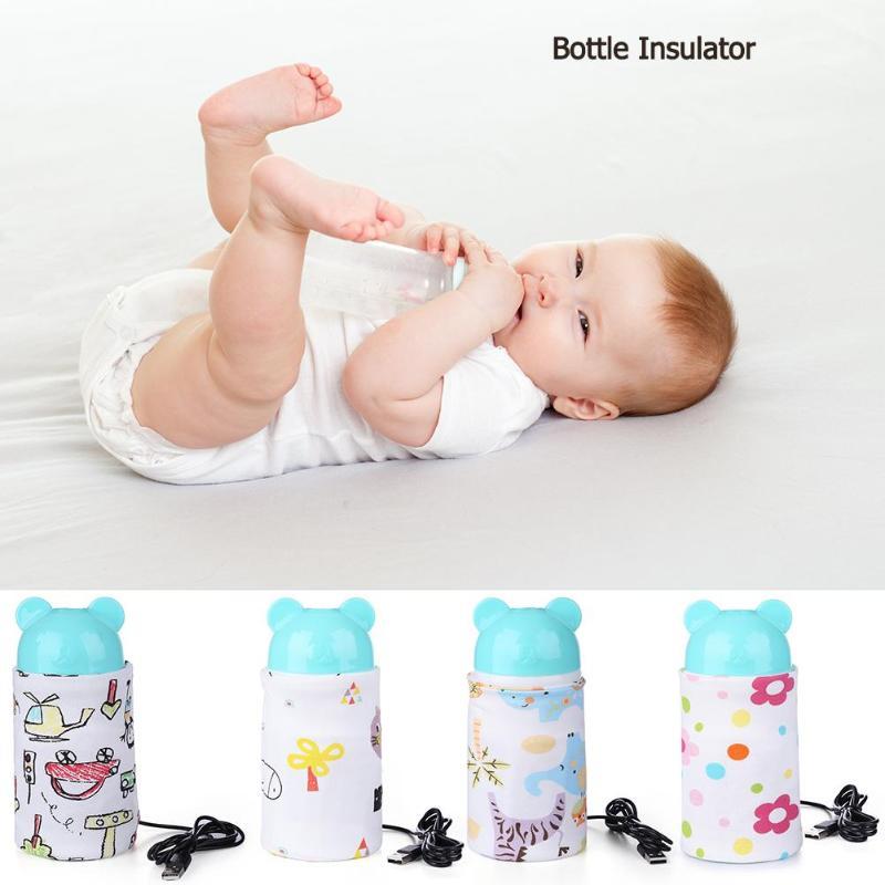 Baby Feeding Milk Bottle Warmer Insulation Bag Thermal Bag Bottle Holder Baby Bottle Sterilizer