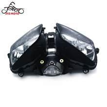 Для Honda CBR600RR CBR 600RR 2003 2004 2005 2006, передняя фара мотоцикла, головной светильник в сборе