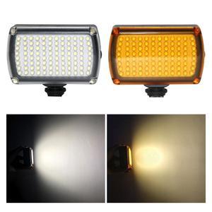 Image 5 - 96LED profesyonel LED Video işığı dolgu işığı 3200 K 5600 K kısılabilir flaş lambası DJI Osmo cep 3 2