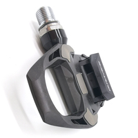 Shimano Dura Ace PD R9100 TT Carbon Self locking Pedal & SM SH12 Cleats for Road Bicycle Triathlon Bike|Bicycle Pedal| |  -