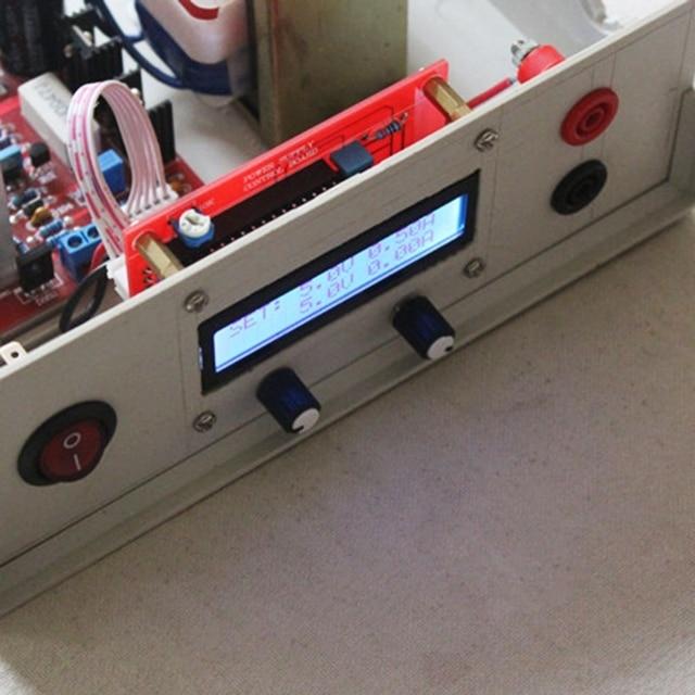 0 28V 0.01 2A Điều Chỉnh DC Quy Định Nguồn Điện DIY Bộ Với Màn Hình Hiển Thị LCD Bán Buôn Dropshipping