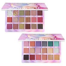 Cmaadu 18 Colors Matte Eye Shadow Palette Waterproof Eyeshadow Natural