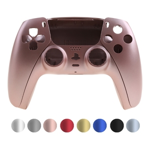 Image 1 - 8 Colors Gamepad Replacement Shell Parts for PS5 Controller Handle DIY Modified Hard Shell For  PlayStation 5 Controller