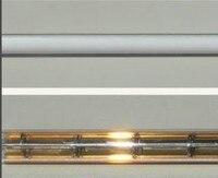 Tubo de aquecimento de fibra de carbono infravermelho tubo aquecedor de alta qualidade com ce