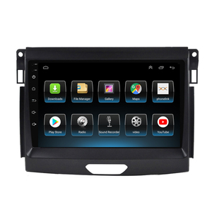 Image 3 - Android car stereo for Ford Ranger T6 2016 2017 2018 2019 2020 radio navigation GPS Multimedia Player headunit