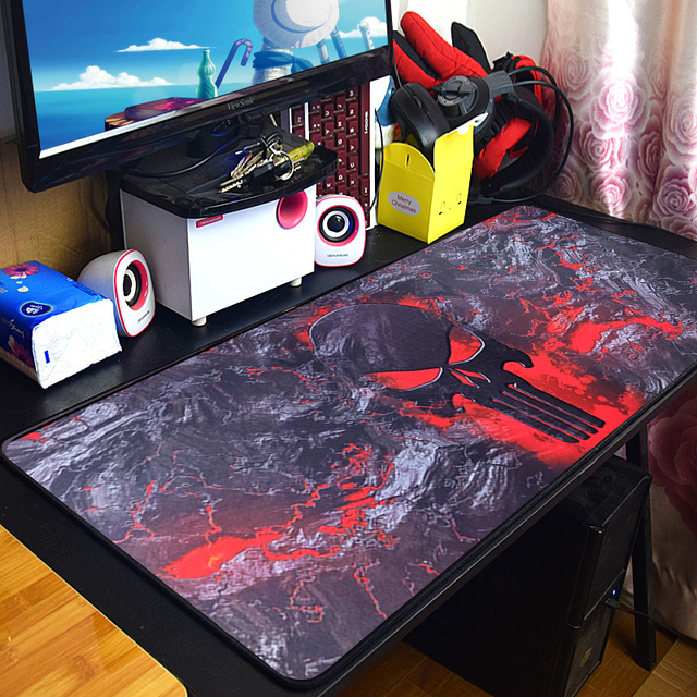 Small Large Mouse Pad for Gaming Player desk laptop Rubber Mouse Mat Mouse Pad  3
