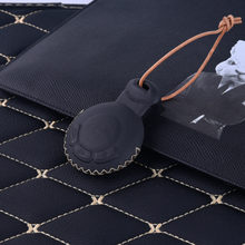 Автомобильный кожаный чехол для ключа mini cooper one clubman