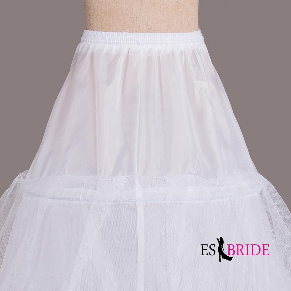 Clearance Real Picture Girls Wedding Skirt Petticoat Crinoline Vintage Slip Underskirt Bridal Dress Hoop wedding accessories