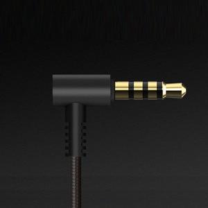 Image 3 - Xiaomi سماعات أذن مزدوجة ديناميكية ، ستيريو ، 3.5 مللي متر ، لهاتف iPhone X XS 7 8 Samsung S8 S9 S10 Xiaomi 9