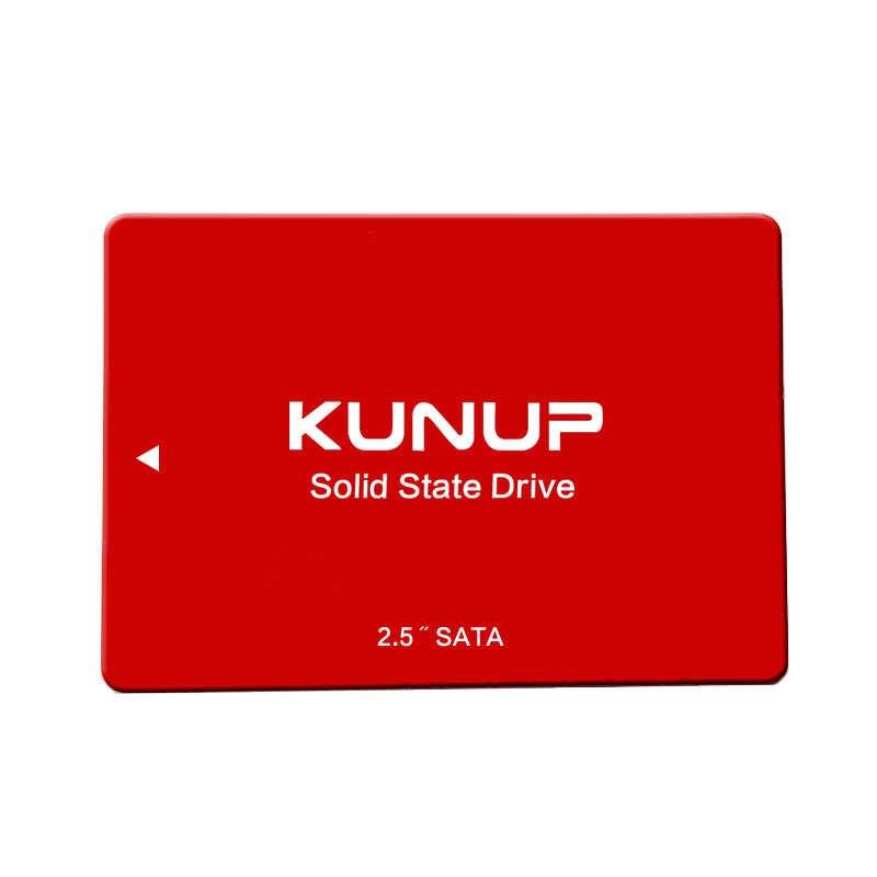 כונן SSD 2.5 SATA3 אדום 120GB SATA III 240GB 480GB סין אדום ssd 960gb פנימי מוצק מצב למחשב שולחני מחשב