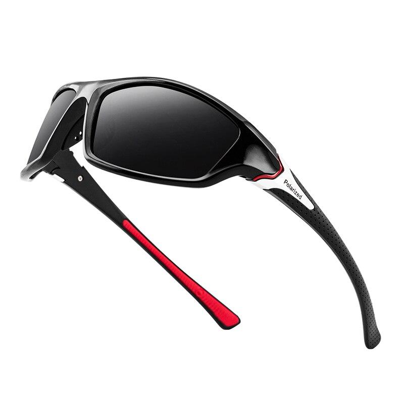 Polarized Fishing Glasses Professional UV400 HD Fishing Sunglasses Unisex Climbing Camping Glasses Sports Riding Cycling Eyewear