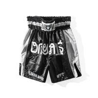 2020 summer new basketball pants boxing shorts men's light material casual shorts tide