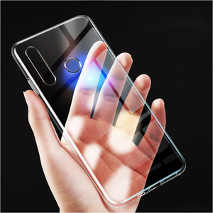 Image 3 - Pour UMIDIGI A5 Pro étui Transparent Transparent boîtier en Silicone souple Anti coup pour UMI A5 Pro coque arrière pour téléphone