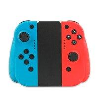 Wireless Game Controller für Nintend Schalter Links Rechts Griff Grip Bluetooth Freude Spiel con Controller für Nintend Schalter Gamepad