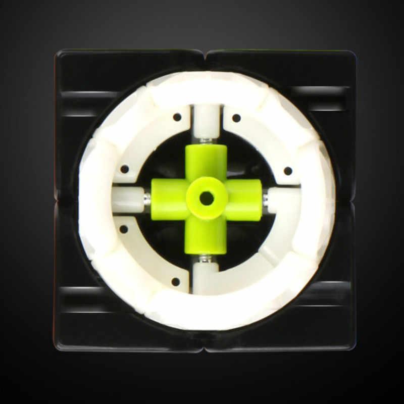 Qiyi 2X2 магический куб 2 на 2 кубик 50 мм скоростная карманная наклейка головоломка кубик профессиональные обучающие игрушки для детей кубик