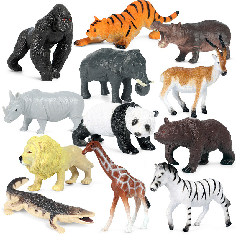 Model,Suit,Enlightenment Toys, Furnishings, Children's Gifts, Wild Animals, Knowledge Science,Home Entertainment
