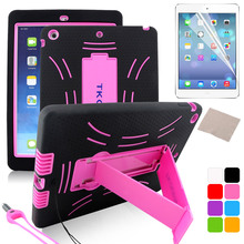 Anti-Drop Robot Bracket Protector For Apple IPad 2 3 4 Air Adjustable Portable Foldable Tablet Desk Stand Lazy Holder