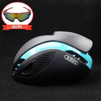 300g Aero TT Bike Helmet Road bike Cycling Bicycle Sports Safety Helmet Riding Mens Racing In-Mold Time-Trial Helmet 13