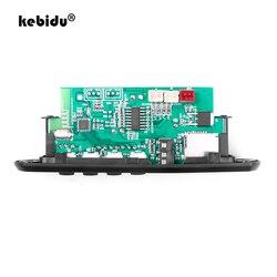 50w amplificador mp3 decodificador placa dc 5v 18v bluetooth v5.0 carro mp3 player usb módulo de gravação fm aux rádio para alto-falante handsfree