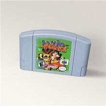 Banjo tooie Banjo Tooie pour cartouche de jeu 64 bits Version USA Format NTSC