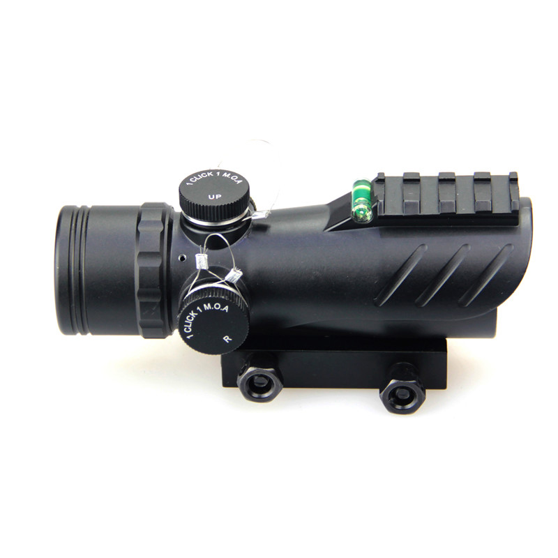 Red Dot Sight With Air Level, Parallax Free, Unlimited Eye Relief, Usefriendly For Close Range Hunting Optics Riflescopes