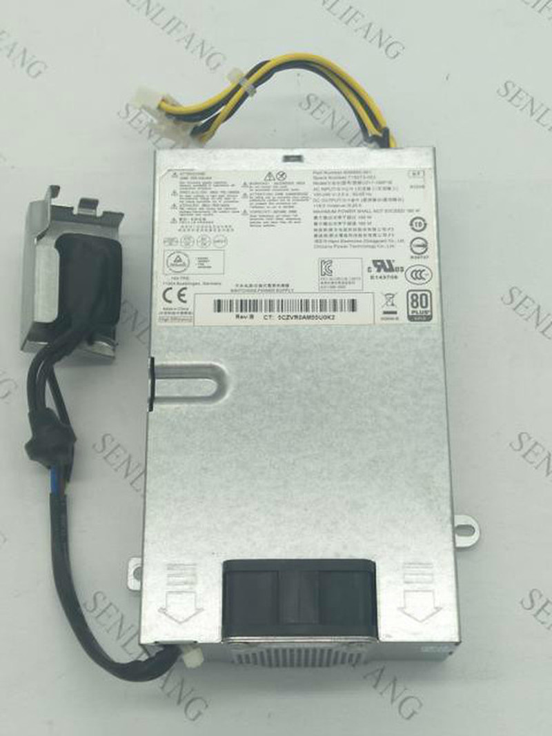 699890-001 718273-001 DPS-180AB-13A D11-180P1B For AIO ProOne 600 G1 180W PowerSupply Well Tested Working