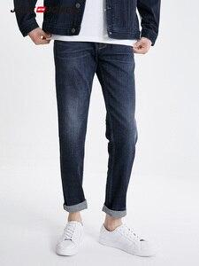 Image 3 - جينز ضيق مطاطي للرجال من JackJones جينز دينم بطراز كلاسيكي على الموضة لعام 219132559