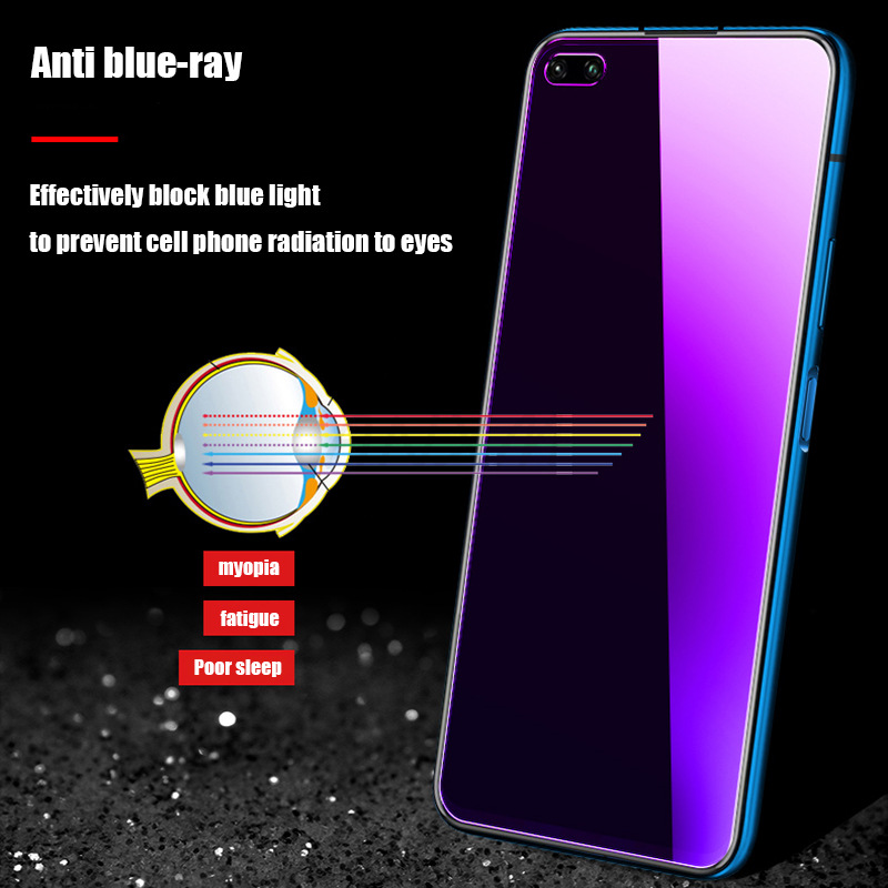 Privacy Tempered Glass For Huawei Honor V30 30 Pro Lite Cover Screen Protective Anti blue-ray For Honor V30 View 30 Pro Glass