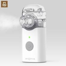 Xiaom Mijia Jiuan Andon Portable Micro-Atomizer Nebulizer Mini Handheld Inhaler Respirator for Children and Adult Cough Treat