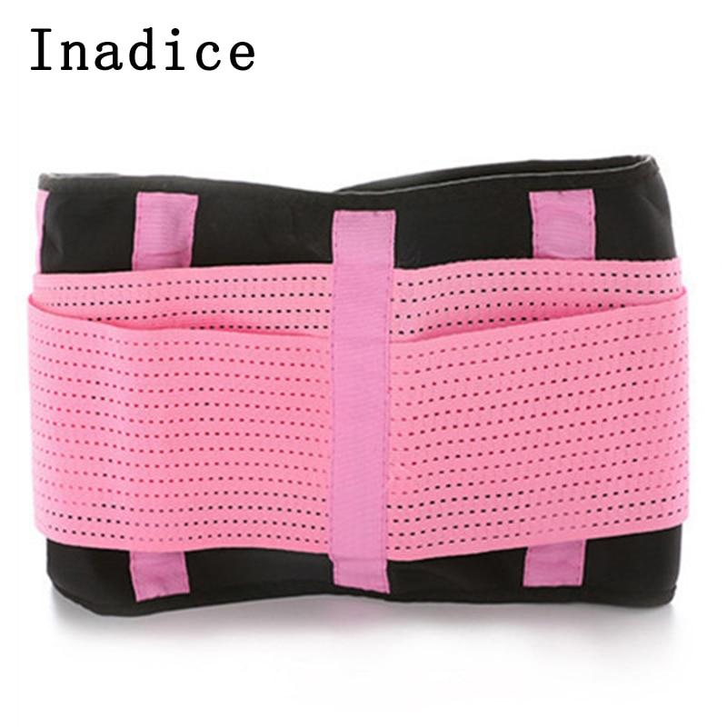 Inadice Wide Belt Solid Corset Belt Women Elastic Belt Fashion Waist Trainer Trimmer Belt  New Cummerbunds Polyester Unisex